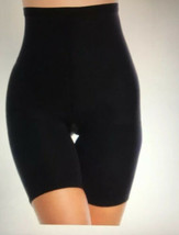 Spanx Assets Lot Of 2 Mid Thigh Shaper Star Power Short Black Nude  G 3X... - $32.64
