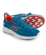 NIB Skechers GoRun 5 Women's Running Shoes, Size 8 M, Blue / Red - $69.29