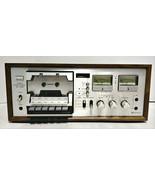 Sansui SC-300 Stereo Cassette Deck For Repair - $179.99