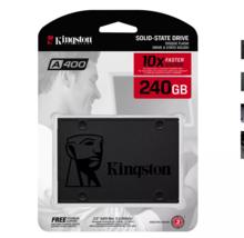 """Kingston 240GB A400 Ssd 2.5"""" Sata Iii Ssd - 500MB/s - $42.73"""