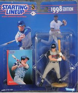 Starting Lineup MLB Baseball 1998 DARIN ERSTAD Collectible Figurine and ... - $1.75