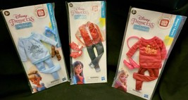 Disney Princess Comfy Squad Outfits (From Ralph Breaks the Internet) Set... - $20.78