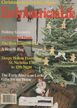 Early American Life Magazine December 1983 - $2.50
