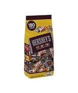 HERSHEY'S Miniatures Chocolate Candy (HERSHEY'S, KRACKEL, and MR. GOODBA... - $35.53