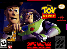 Toy Story Super Nintendo Snes Video Game - $9.97