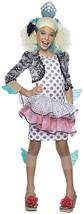 Lagoona Blue Monster High Exchange Mattel Fancy Dress Halloween Child Co... - $11.29