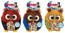 Ethical Pets Hoots Dog Toy, 4.75-Inch - £8.87 GBP