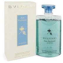 Bvlgari Eau Parfumee Au The Bleu by Bvlgari Shower Gel 6.8 oz for Women - $49.00