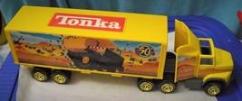 Tonka 50th Anniversary Touring Semi Heavy Duty Realistic 1997 Truck - $35.29