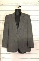 CHRISTIAN DIOR 38R Sripe suite Jacket Made exclusively for Lules Pilch - $40.00