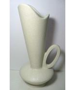 "Vintage 14"" Vase Mid-Century Modern Textured Matte Finish ©ORIGINAL U.S.... - $445.50"