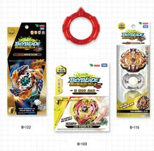 Takaratomy Beyblade Burst Best Customize Set Volume 2 B-103 B-115 B-122 Top Toy image 3