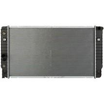 RADIATOR GM3010208 FOR 97 98 99 OLDSMOBILE AURORA FRONT V8 4.0L wo/EOC w/TOC image 2