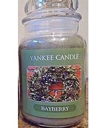 Yankee Candle Large BAYBERRY Jar Candle - $39.99