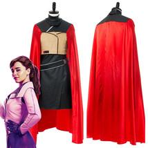 Solo: A Star Wars Story Qi'ra Emilia Cosplay Costume Officer Uniform Cus... - $128.00+