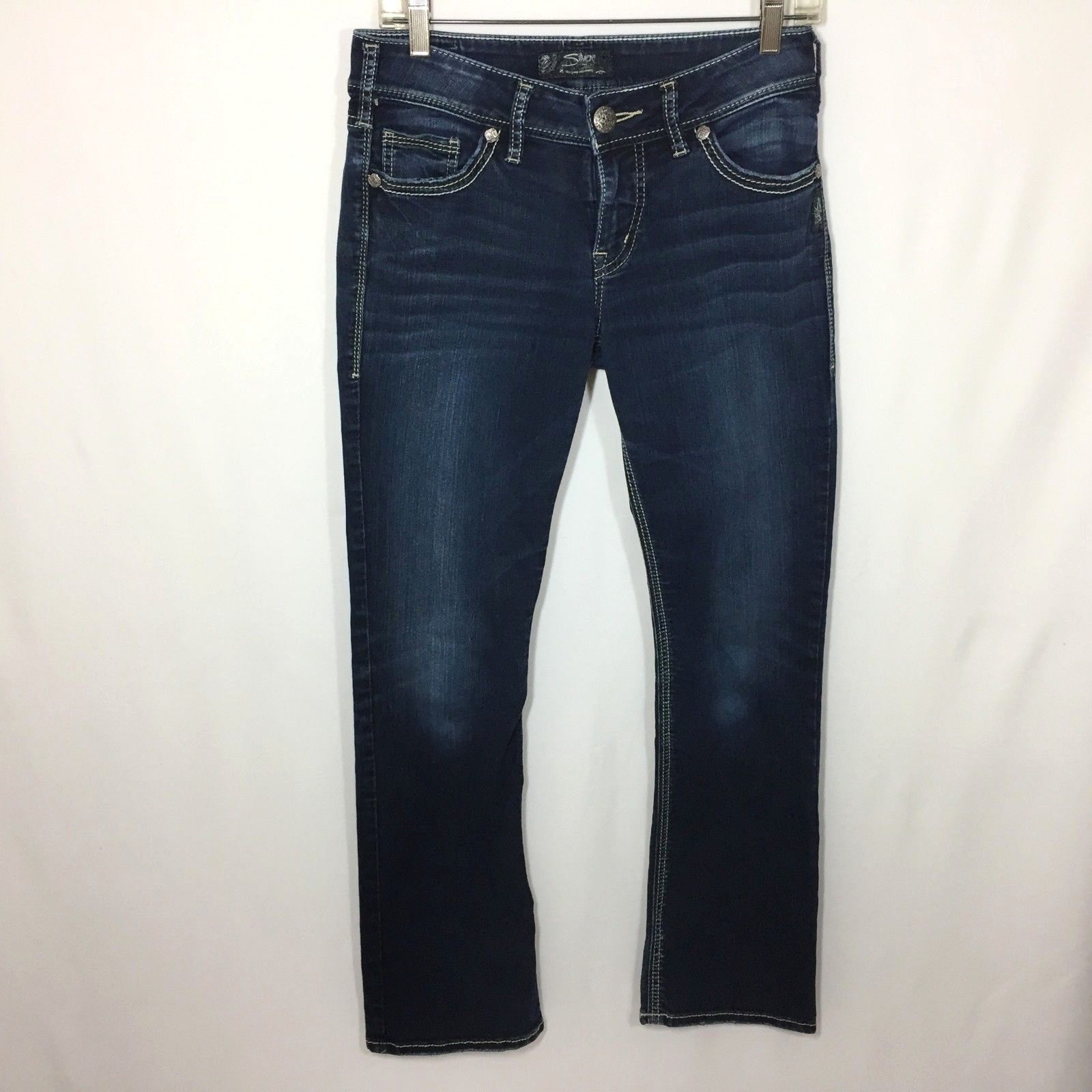 Eileen Fisher NEW White Womens Size 16P Petite Skinny Stretch Jeans $178-598