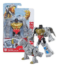 "Transformers Authentics Autobots Grimlock 4"" Figure New in Package - $15.88"