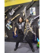 Angel Acrylic Exceptional High Quality Sound / Bad Ass Design Electric G... - $5,995.00