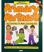 Primary Partners: A-Z Activities to Make Learning Fun : New Testament by... - $2.00