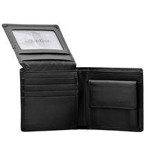 Calvin Klein Ck Men's Leather Key Fob Coin Wallet Keychain Gift Box Set 79349 image 5