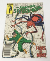 The Amazing Spider-Man Vol.1 No. 296 Comic Book JAN 1988 Force of Arms Marvel - $13.32