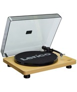 Lenco L-30WD L-30 Belt-Drive Turntable with Auto Stop and PC Encoding (W... - $118.76