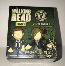 Funko Mystery Mini The Walking Dead Series 4 Vinyl Figure One Blind Box - $9.65