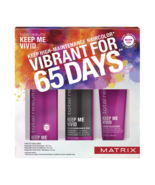 Matrix Total Results Keep Me Vivid Shampoo, Conditioner, Leave - $29.14