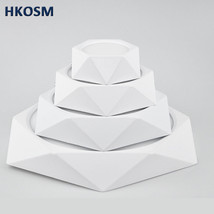 HKOSM Ultra-thin 6W/18W/24W/32W Diamond Square Panel LED Aluminum LED SPOT - $35.50+