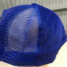 VTG Westinghouse Mod Serv Corduroy Snapback Made in USA Baseball Cap Hat image 2