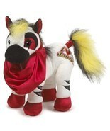Webkinz Rockerz I Love Dance Zebra Ganz 9 in 2014 sealed code - $210,43 MXN