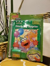 Fisher price power touch learning system elmo's big surprise new sealed 2003 - $20.00