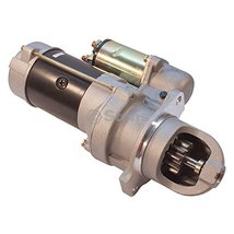 "Stens 435-929 Mega Fire Electric Starter, 12 V, 12 Teeth, 13-1/4"" Length... - $175.00"