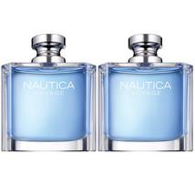 (Pack of 2) Nautica Voyage 146364 Toilette Spray for Men, Eau De, 1.6 oz ea - $69.99