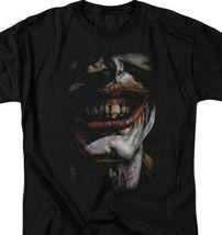 Batman Smile of Evil Joker DC Comics graphic adult t-shirt BM2014 image 3