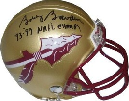 Bobby Bowden signed Florida State Seminoles Replica Mini Helmet '93-'99 ... - $94.95