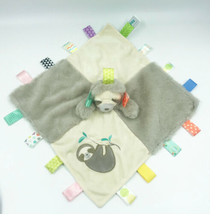 Mary Meyer Taggies Soothing Sensory Security Blanket, Molasses Sloth - $19.99