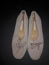 Clarks Originals Womens  Crepe Sole Sand Suede Oxfords Size 8.5 M - $29.06 CAD