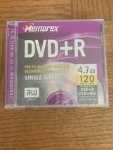 Memorex DVD-R 120 Minutes CD - $8.70