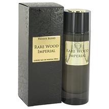 Private Blend Rare Wood Imperial by Chkoudra Paris Eau De Parfum Spray 3.4 oz - $124.60