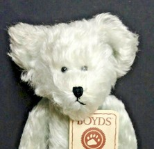 Original Mohair Bear Boyds Collection Limited Edition Pansy NOS 590060 - $33.85