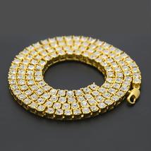 Men's Hip Hop Silver/Gold Color Chain - $44.12