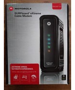 Motorola SURFboard eXtreme SB6121 DOCSIS3.0 Cable Modem
