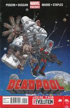 Deadpool #5 FN 2013 MARVEL COMICS - $2.67