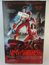 "NIB - Army of Darkness Evil Ash 12"" inch Action Figure Sideshow Evil Dea... - $54.44"
