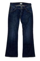 Hudson Womens Size 27 (30 X 29) Bootcut Denim Jeans Dark Wash - $19.80
