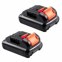 2Packs Dcb121 12V Lithium Battery Replacement For Dewalt 12V Dcb120 Dc - $47.99