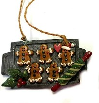 Kurt Adler Gingerbread Ornament (Tray of Cookies) - $14.85