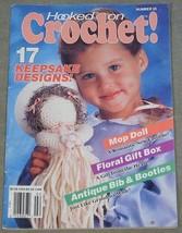 Hooked on Crochet No.25 - 17 Keepsake Designs - Floral Gift Box - $4.46