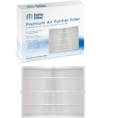 Fette Filter - Air Purifier Cartridge Filter Compatible with Bryant / Carrier (2